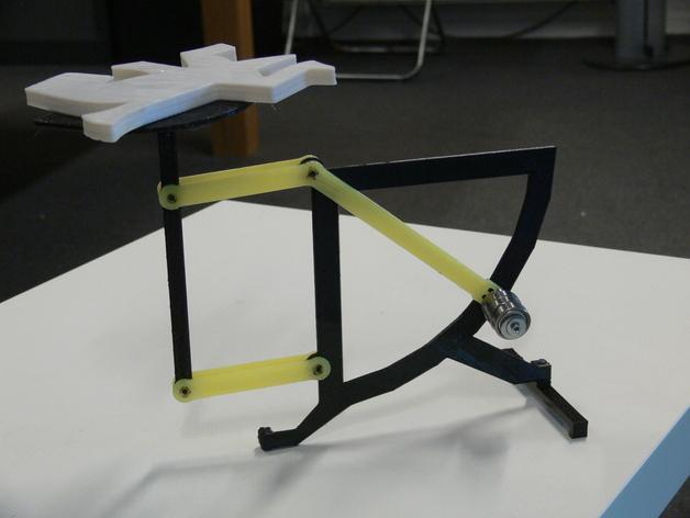 古典风格的信件磅秤模型 3D模型  图11