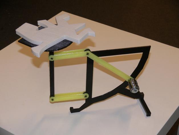 古典风格的信件磅秤模型 3D模型  图10