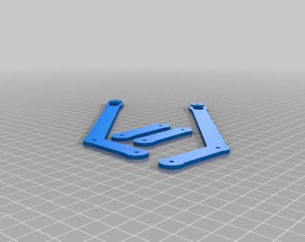 古典风格的信件磅秤模型 3D模型  图14