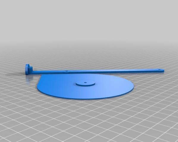 古典风格的信件磅秤模型 3D模型  图15