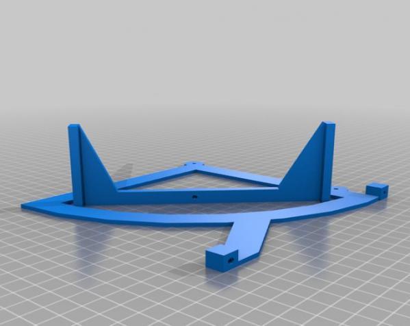 古典风格的信件磅秤模型 3D模型  图16