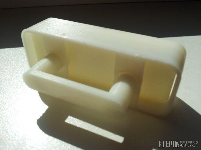 个饼干模型切割刀模型 3D模型  图2