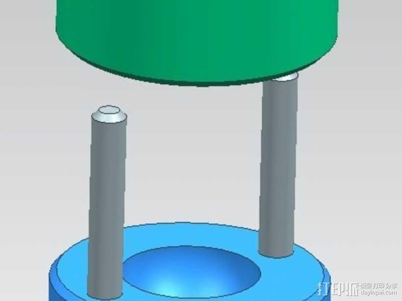 球形冰块制造机模型 3D模型  图5