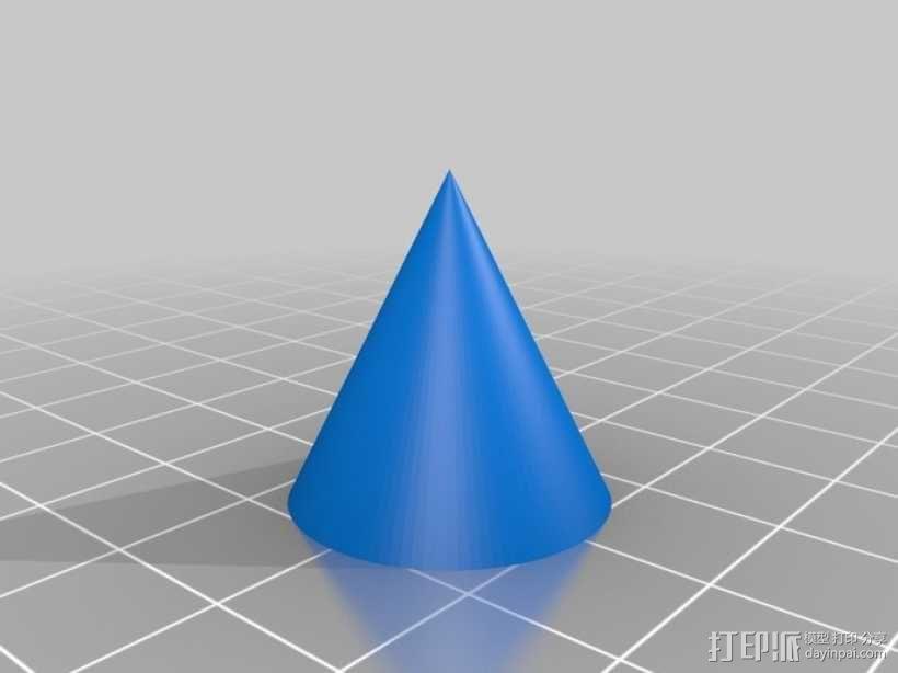 弓弦形赤道日晷仪  3D模型  图4