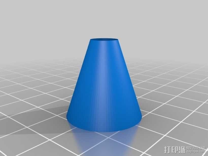 弓弦形赤道日晷仪  3D模型  图5