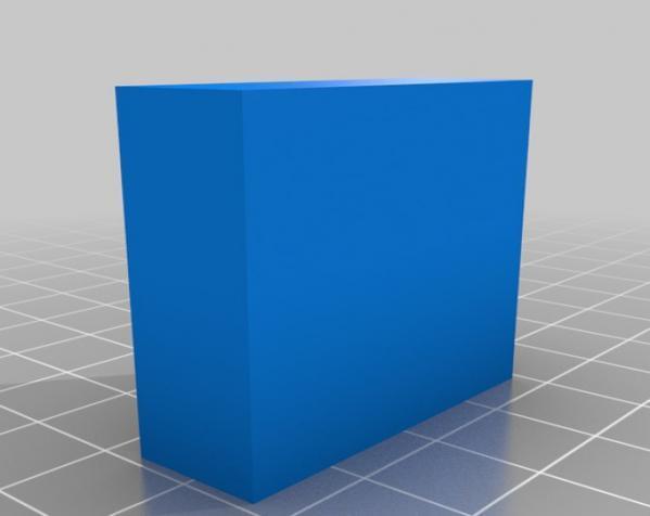 汽车车窗曲柄模型 3D模型  图4