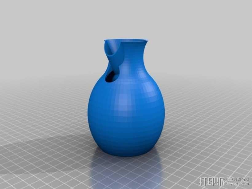 迷你皂液器模型 3D模型  图5