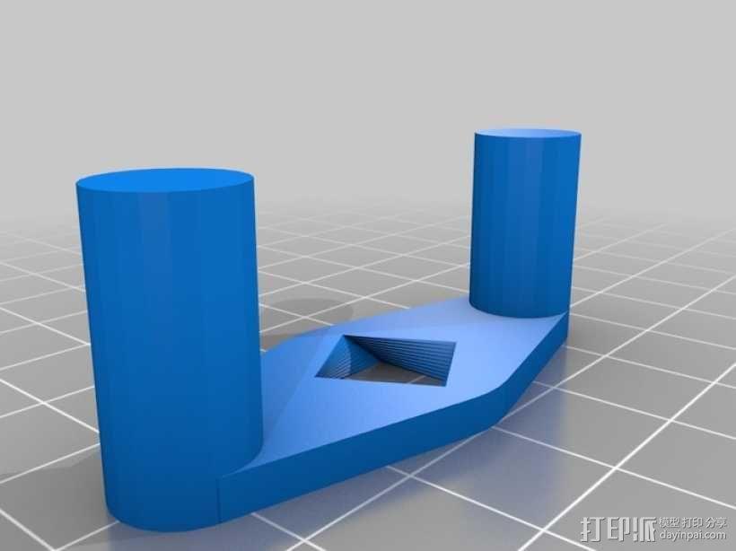 迷你皂液器模型 3D模型  图6