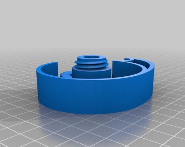 迷你胶带分割器模型 3D模型  图4