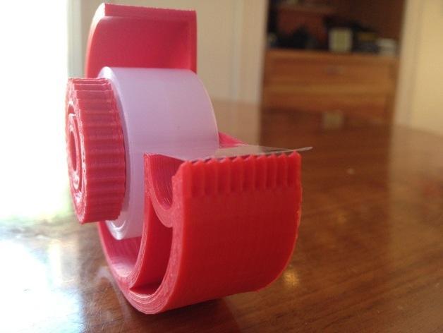迷你胶带分割器模型 3D模型  图6