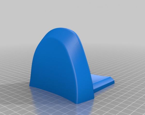 厕所卫生纸架模型 3D模型  图2