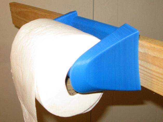 厕所卫生纸架模型 3D模型  图5