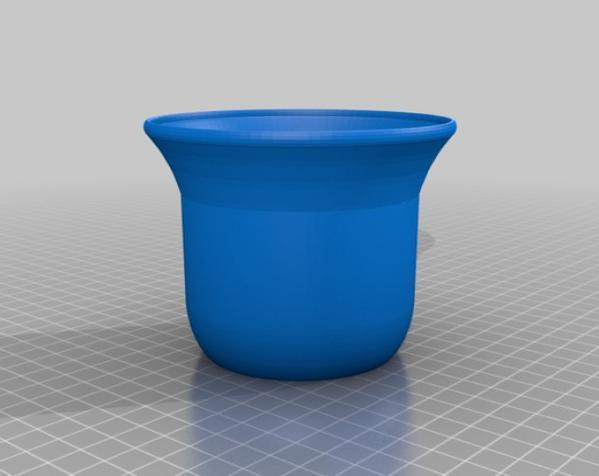常见几何容器模型 3D模型  图4