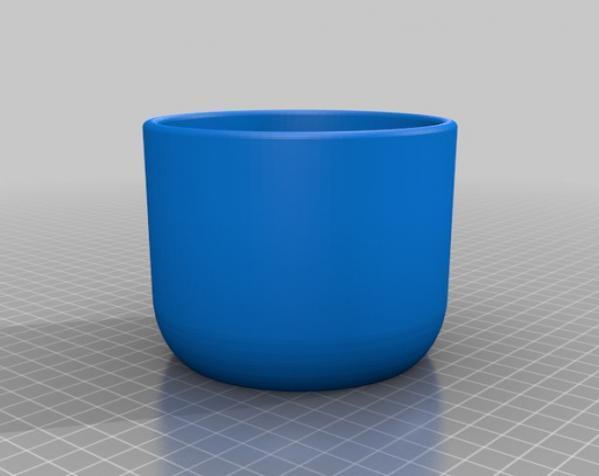 常见几何容器模型 3D模型  图3