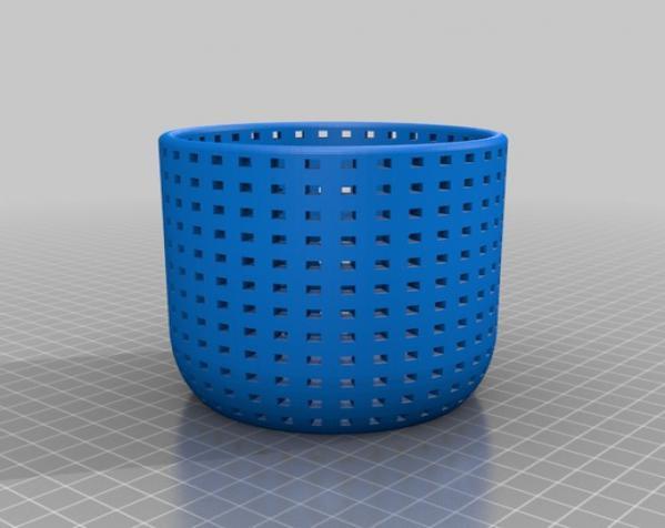 常见几何容器模型 3D模型  图5