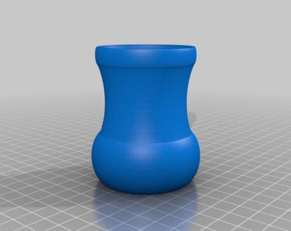 常见几何容器模型 3D模型  图6