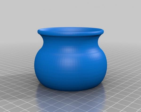 常见几何容器模型 3D模型  图7