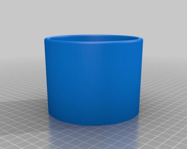 常见几何容器模型 3D模型  图9