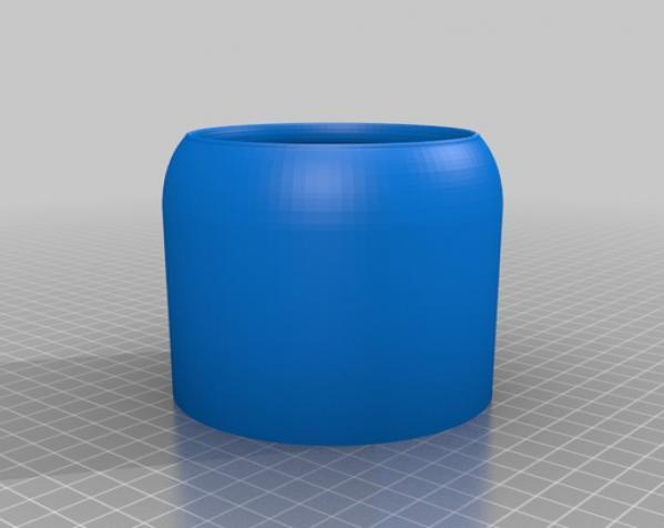 常见几何容器模型 3D模型  图8