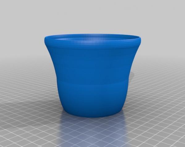 常见几何容器模型 3D模型  图10