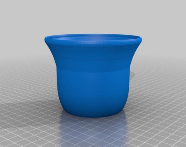 常见几何容器模型 3D模型  图11