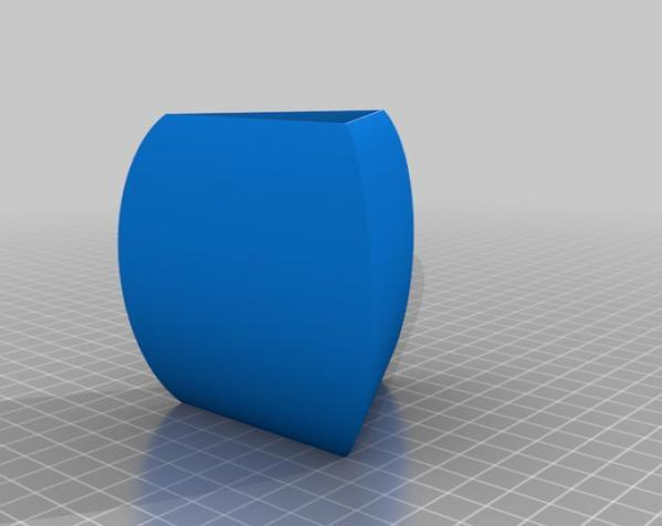 常见几何容器模型 3D模型  图12