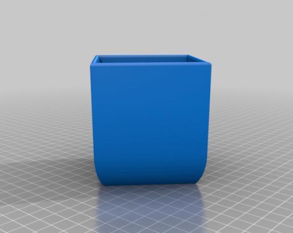 常见几何容器模型 3D模型  图15