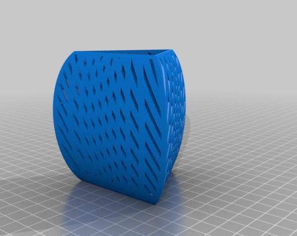 常见几何容器模型 3D模型  图17