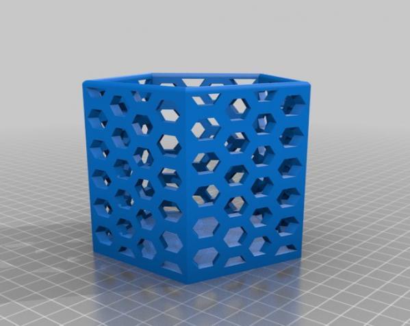常见几何容器模型 3D模型  图18