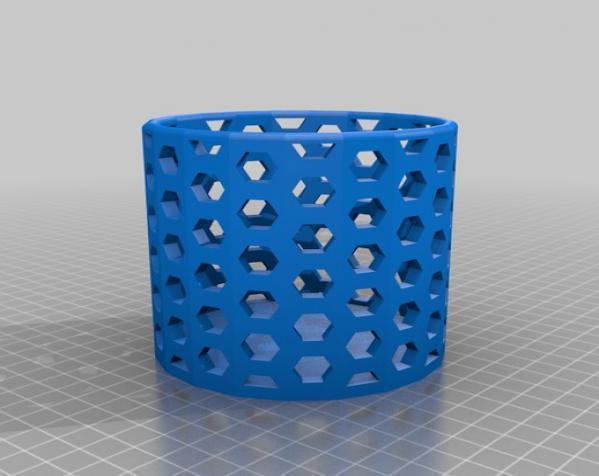 常见几何容器模型 3D模型  图20
