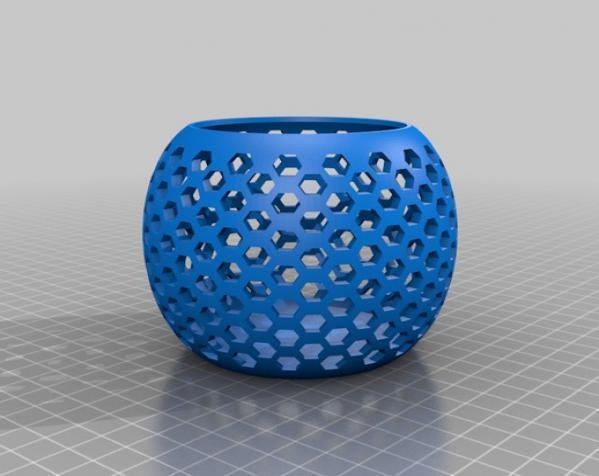 常见几何容器模型 3D模型  图21