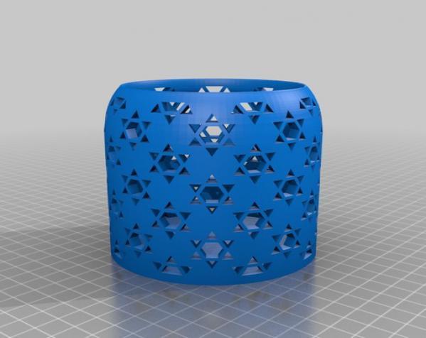 常见几何容器模型 3D模型  图22