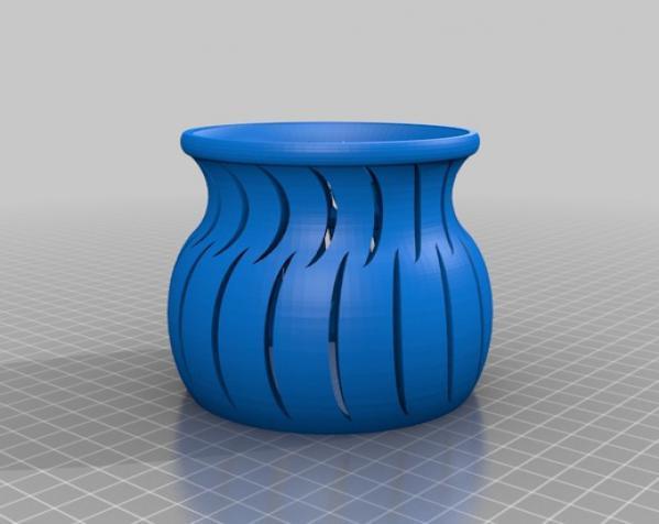 常见几何容器模型 3D模型  图24