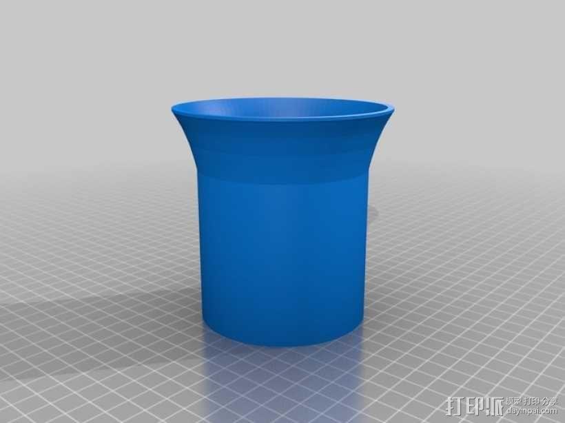 常见几何容器模型 3D模型  图30
