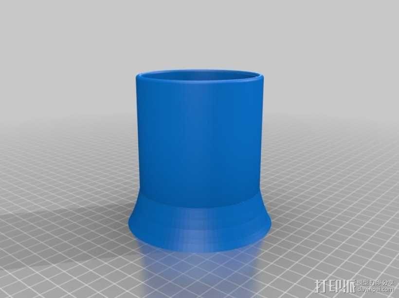 常见几何容器模型 3D模型  图31