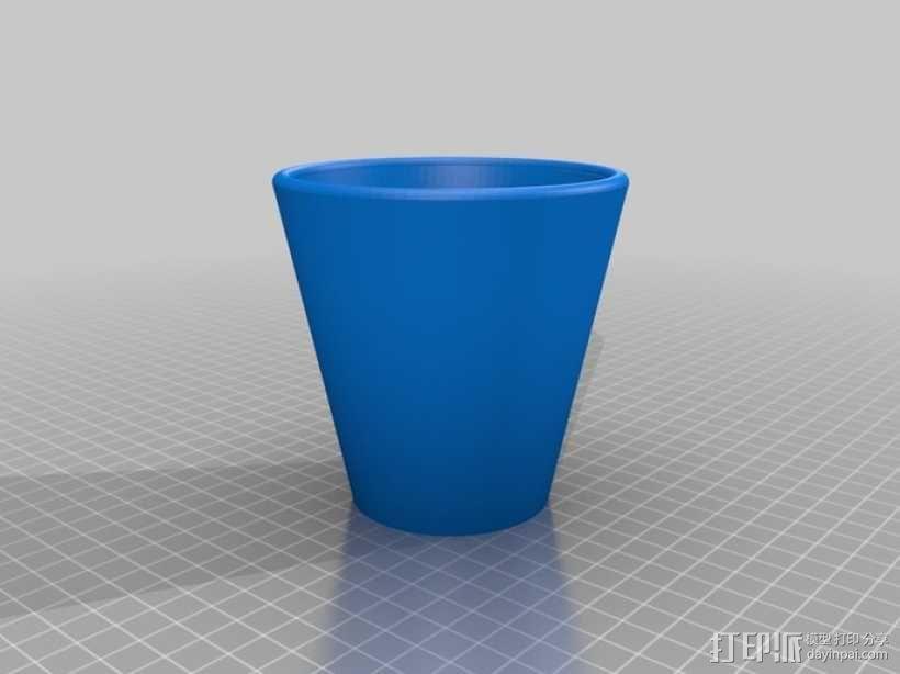 常见几何容器模型 3D模型  图32