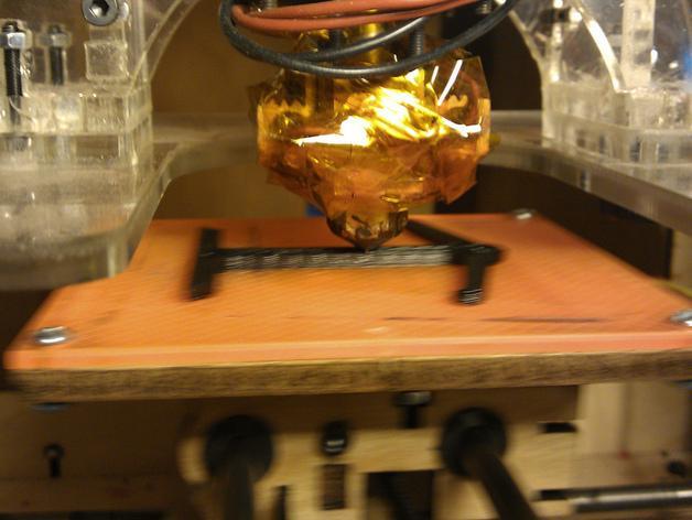 放置厨房用具吊钩模型 3D模型  图3