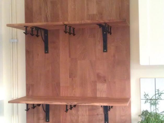 放置厨房用具吊钩模型 3D模型  图6