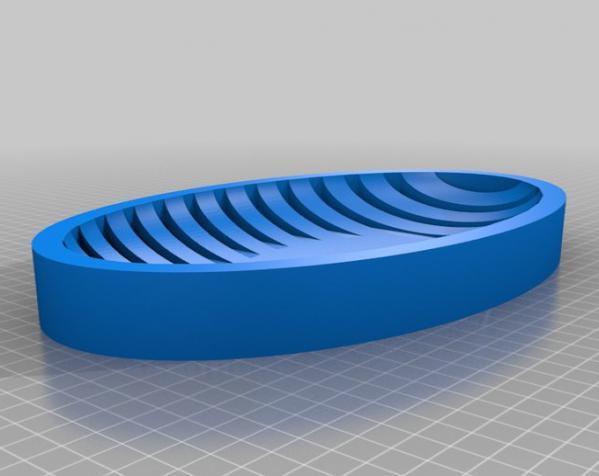 迷你樱桃木盆模型 3D模型  图3