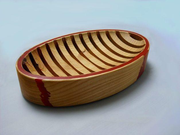 迷你樱桃木盆模型 3D模型  图8