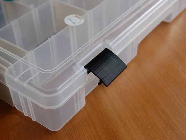 工具箱更换夹模型 3D模型  图3