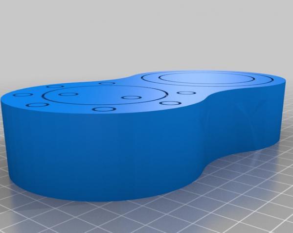 迷你小盒模型 3D模型  图9