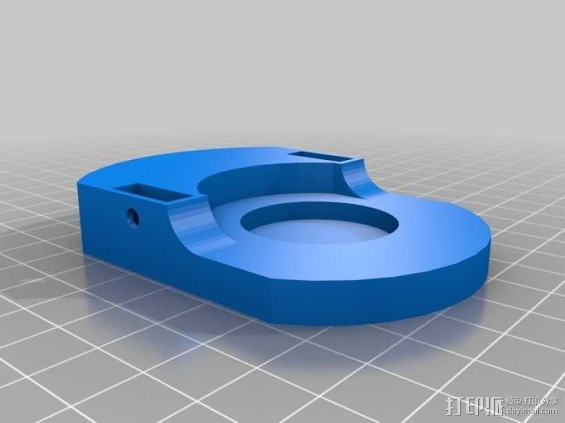 迷你胡桃夹子模型 3D模型  图2