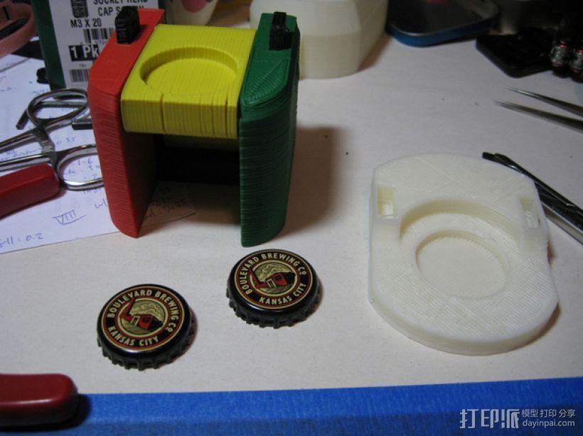 迷你胡桃夹子模型 3D模型  图6