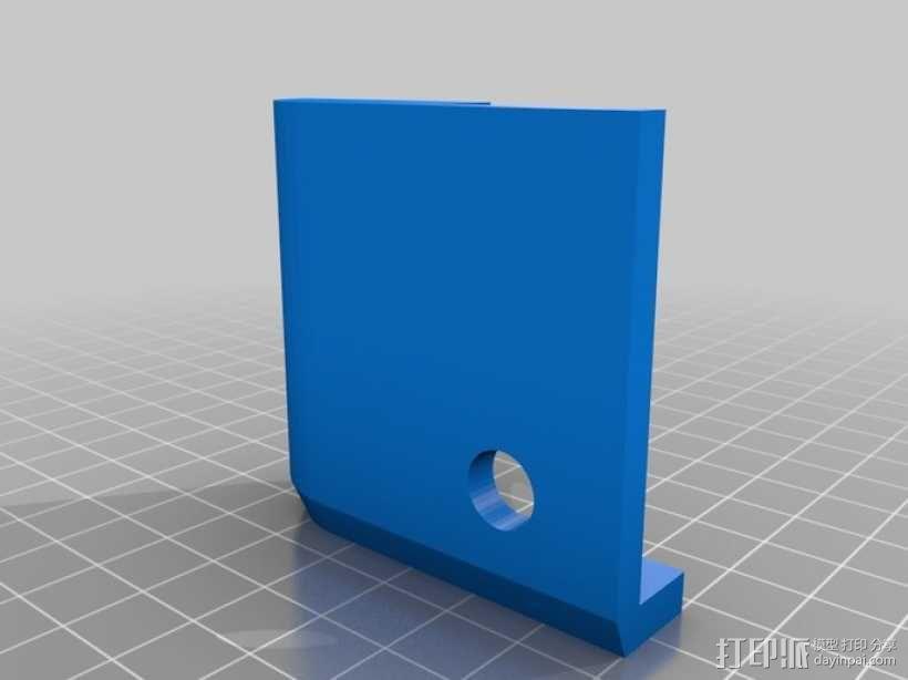 迷你胡桃夹子模型 3D模型  图7