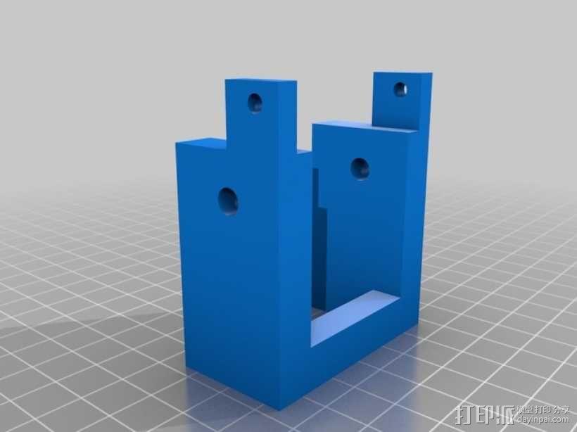 迷你胡桃夹子模型 3D模型  图10
