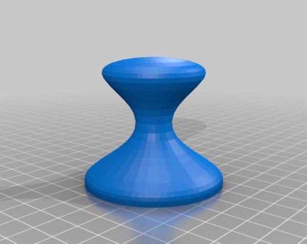 迷你咖啡夯模型 3D模型  图2