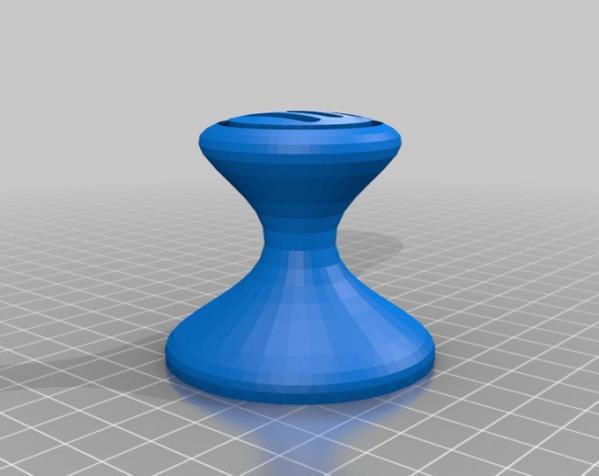 迷你咖啡夯模型 3D模型  图4