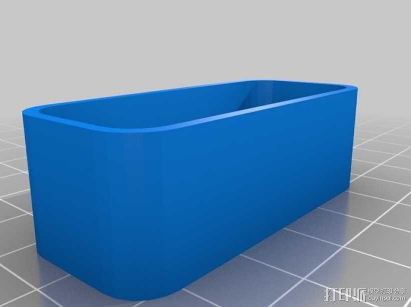 办公用品:印章 3D模型  图4