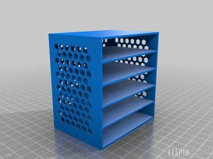 定制化抽屉模型 3D模型  图7